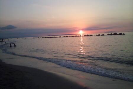 Affitto località di Mare - Rometta Marea