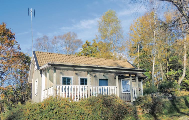 Holiday cottage with 1 room on 40 m² in Knäred