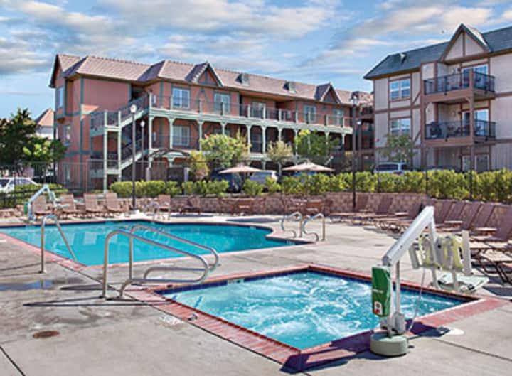 Solvang, CA, 2 Bedroom Q #1