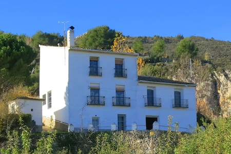 Amazing house in the mountain close to Altea - Benimantell
