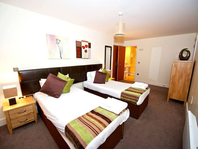 2 Bedroom Apartment - Arcadian, Birmingham