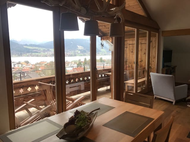 DAS ALPBACH - Suite Carl Theodor (bis 2 Pers.) - Tegernsee - Apartment