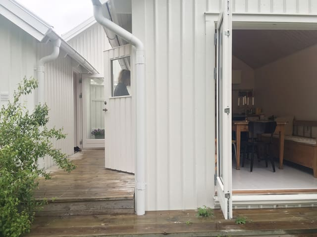 Small and cozy cottage - Gothenburg