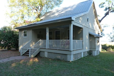 Marshside Cottage -Lowcountry Specials Fall/Winter - Casa