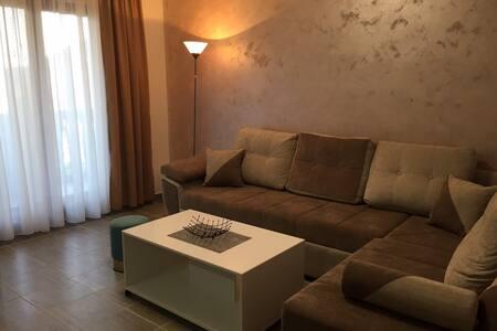 Herceg Novi apartment with a sea view
