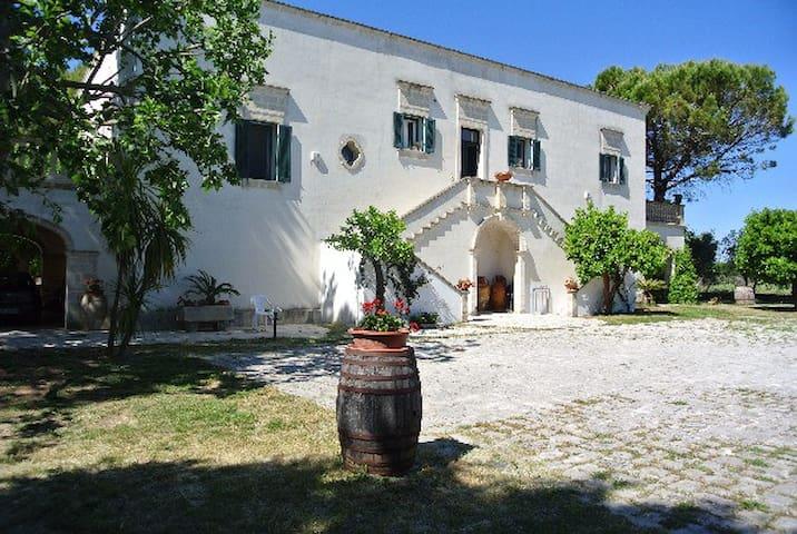 Masseria Villa Agostina - Latiano - Casa de campo