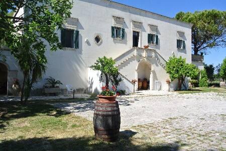 Masseria Villa Agostina - Latiano - Villa