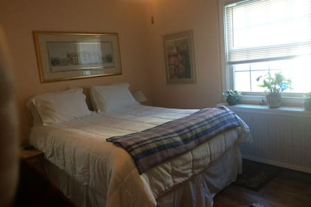 Comfy Room Close to Yale - Hamden - Hus