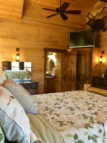 Bedroom 3, 2nd floor with en suite