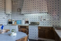 low level Kitchen