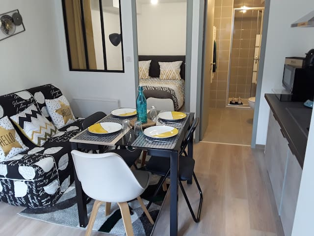 ♡♡♡☆Charmant appartement à 5 min du Puy-en-Velay☆