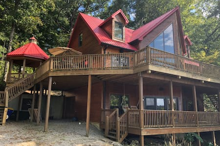 Luxury Lakehouse at Mammoth Cave