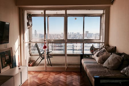 New cozy and luminous apartment in recoleta 3 pax - Buenos Aires