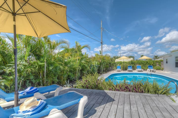 Villa Tropicana on PGA with large HEATED pool - Palm Beach Gardens - Haus