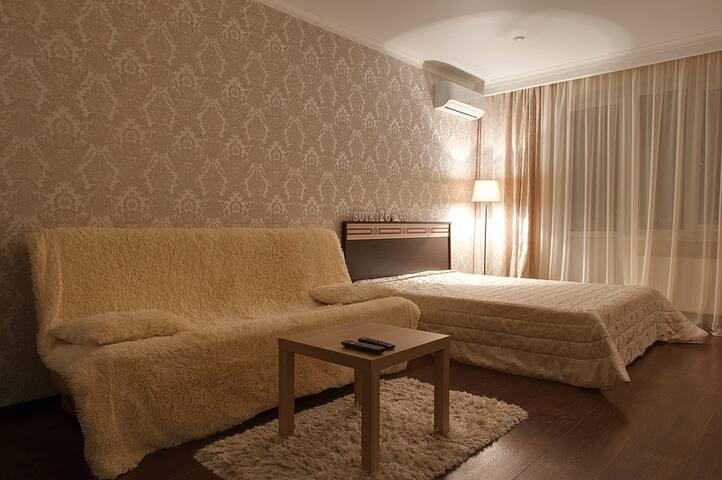 ☀ Новая квартира на Московской 99   Sutki26™