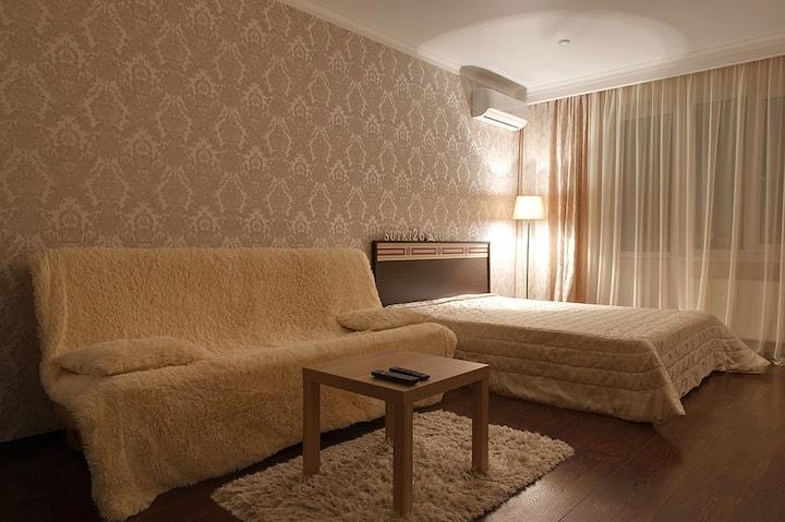 ☀ Новая квартира на Московской 99 | Sutki26™