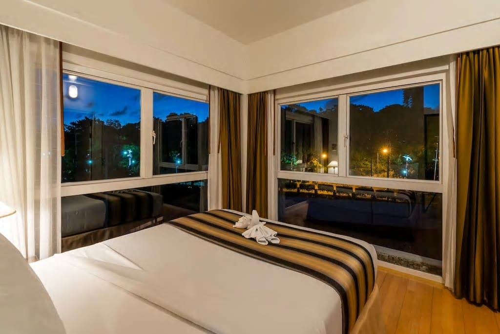 One Bedroom for 3pax,WiFi, Pattaya,Pratumnak_2 -Guest Room WITH the angle of view