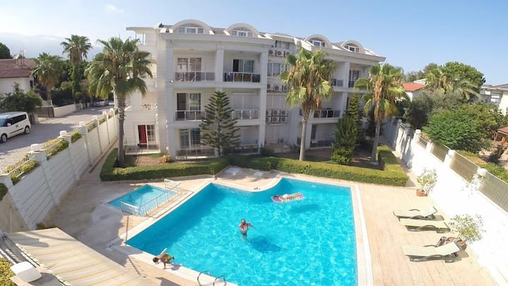 Kemer Residence 2 - 2+1 Apartments
