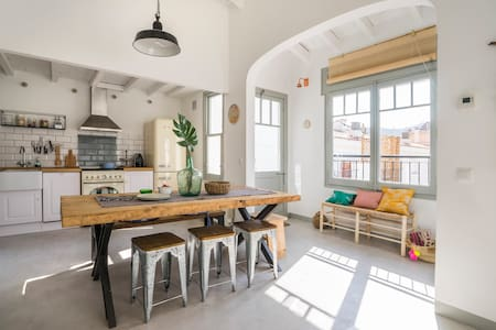 Very Nice, bright and newly renovated apartment - Sant Feliu de Guíxols - Wohnung