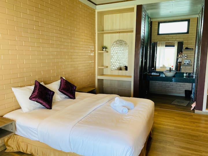 Phòng nghỉ dưỡng BIỆT THỰ GÀNH ĐỎSea View Bungalow