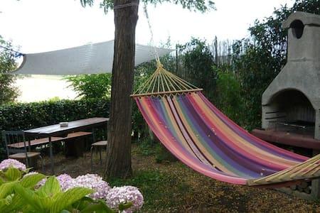 Toscana/Siena-La Stanza del Poeta - Montalcinello - Hus
