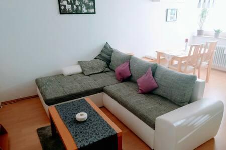Schöne 2-Zimmer Whg mit Balkon - Göttingen - Квартира