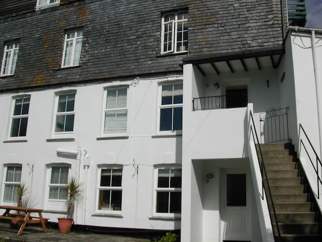 Charming beach apartment Mevagissey - Portmellon - Byt