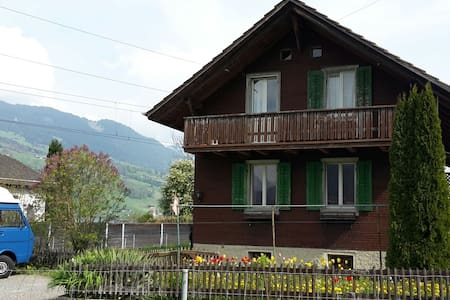 Charming Lakehouse, great location - Sachseln