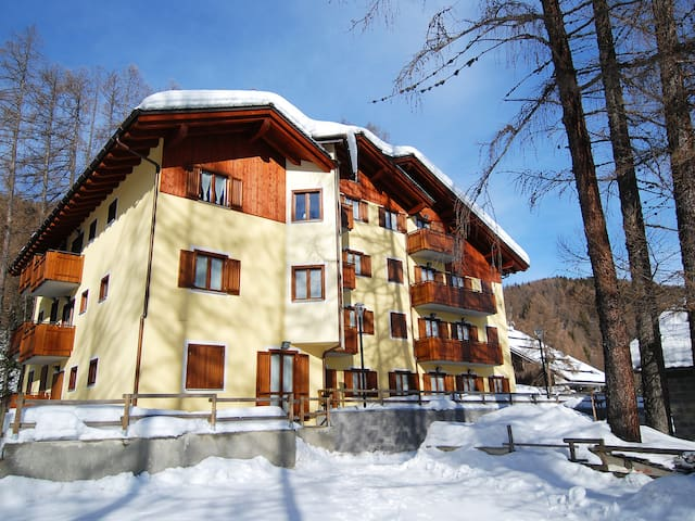 Holiday apartment Stelvio for 4 persons