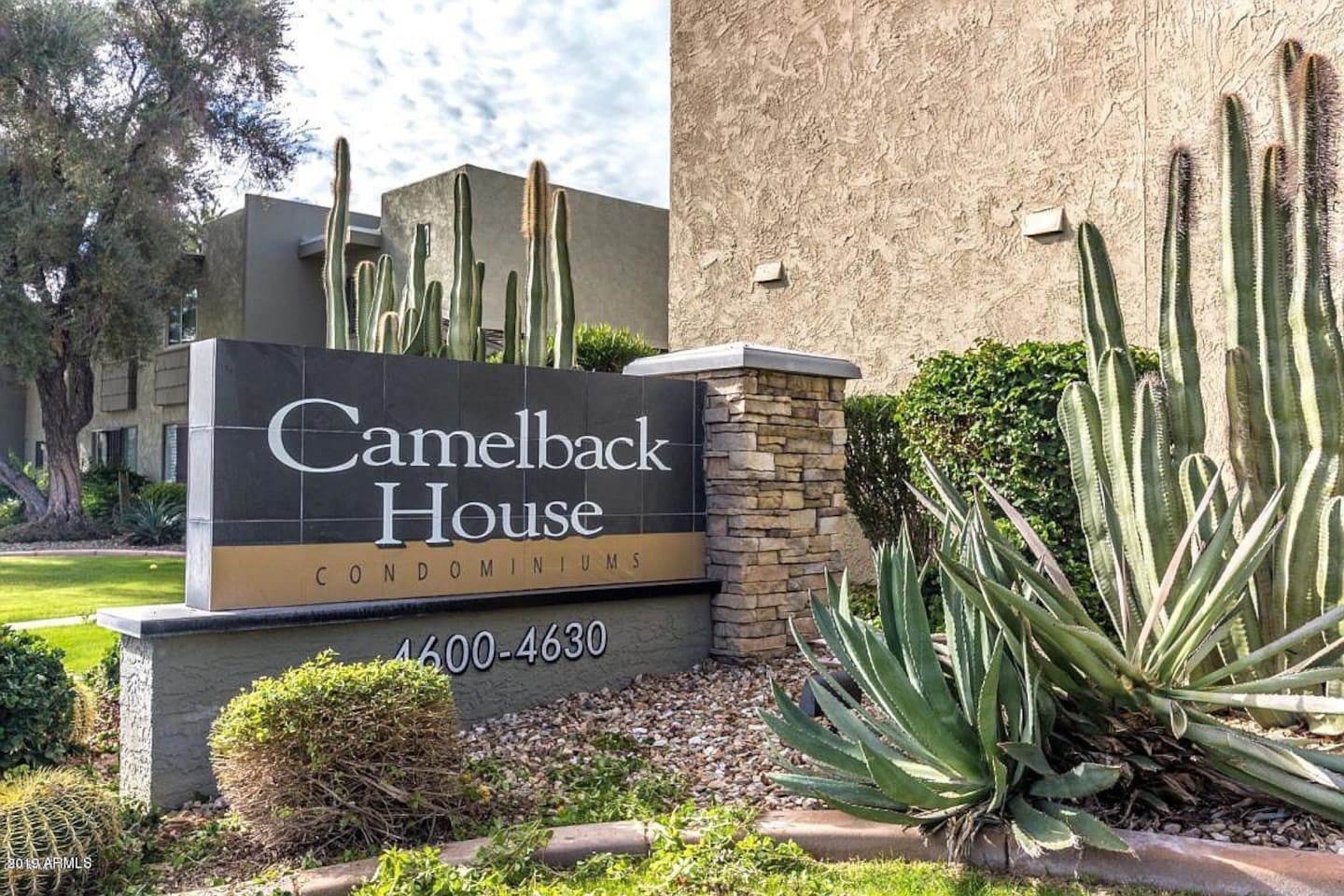 Welcome to Camelback House - a quiet and well- maintained oasis in the desert.