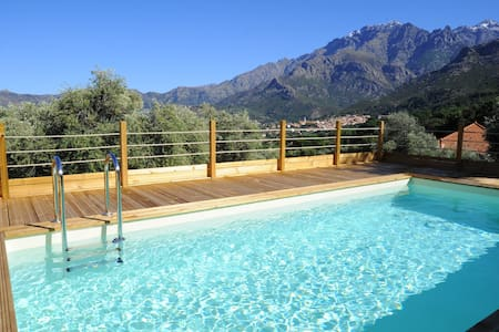 Chambre d'hotes Marine - Moncale - Bed & Breakfast