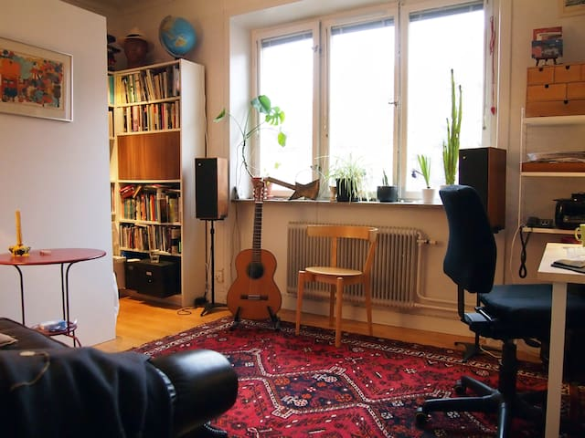 Cosy apartment in central Stockholm - Stockholm - Apartment