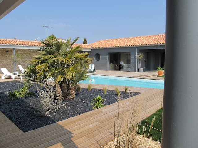 GOLDEN ISLAND Charming Beach house  - Loix - Casa