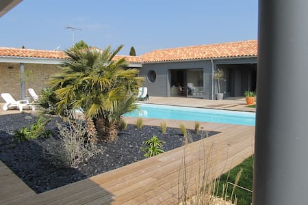 GOLDEN ISLAND Charming Beach house  - Loix