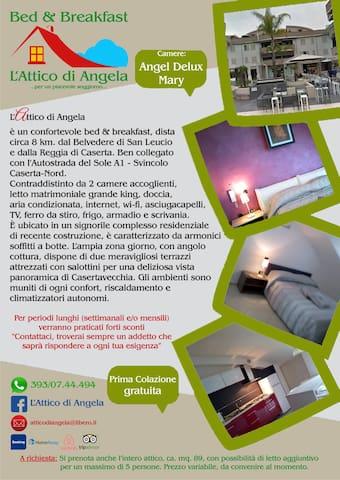 Speciale Ponte di Pasqua 3 Notti 14/17 Aprile - San Prisco - อพาร์ทเมนท์