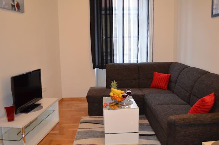 ZAGREB-CENTER APARTMENT TIME INN - Zagreb - Appartement
