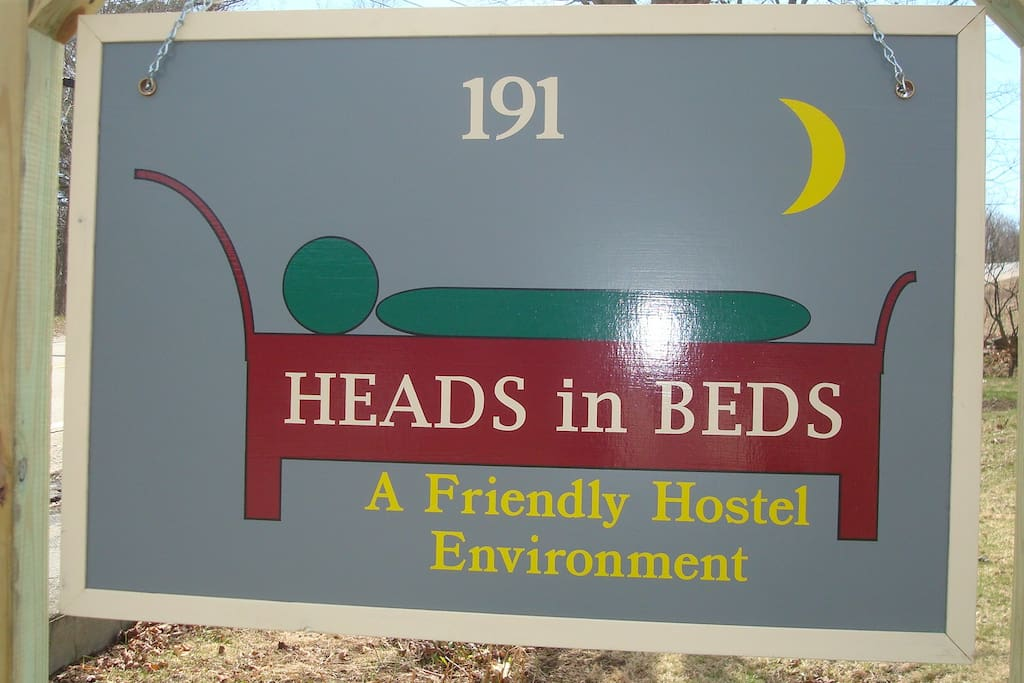 Our sign and logo