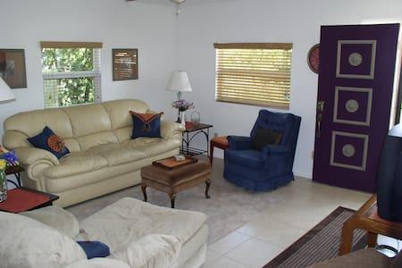 Relaxing Florida Holiday Retreat - Holiday - Villa
