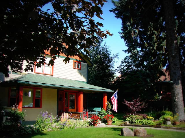 Easy walk to downtown beaches and restaurants! - Coeur d'Alene - House