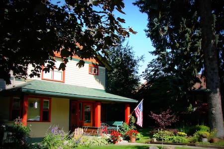 Easy walk to downtown beaches and restaurants! - Coeur d'Alene - Haus
