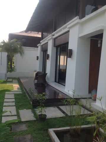 3 Bedroom Villa on the Beach - Klaeng