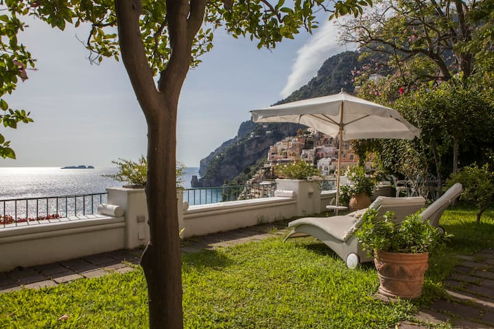 Astonishing View in Positano villa #03