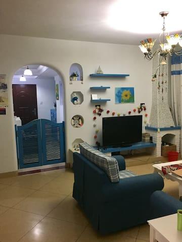 Clean occidental style apartment - Huizhou - Apartment
