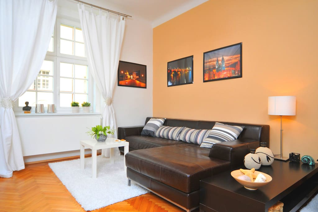 Luxury apartment in Prague Letna - Apartments for Rent in ...