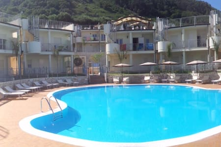 Great sea view in Pizzo, Calabria - Pizzo - Wohnung