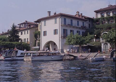 Island apartment - Stresa