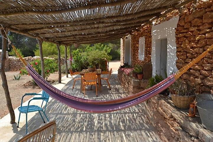 Renewed beautiful typical cottage - Formentera - House