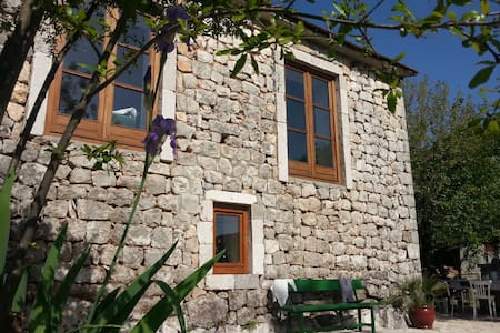 Stonehouse at Lake Skadar north