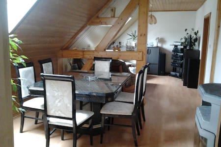 Holiday apartment Seiler - Südharz - Leilighet