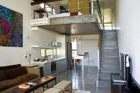 GORGEOUS PALERMO LOFT WITH POOL! - Buenos Aires